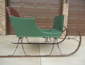 green-sleigh