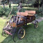Two Seat Pony Wagon